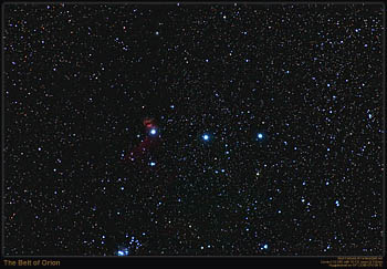 The Belt of Orion, 1/1/2006
