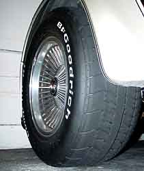 [BF Goodrich R1 Tire; Click to See a Larger Image]