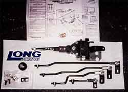 Long Shifter Kit for Richmond 6 Speed; Click to See a Larger Image]