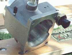 [Blended Throttle Body Rear; Click to See a Larger Image]