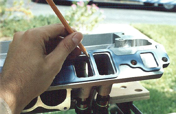 F I R S T  Tuned Port Injection Installation - Noel's 1982